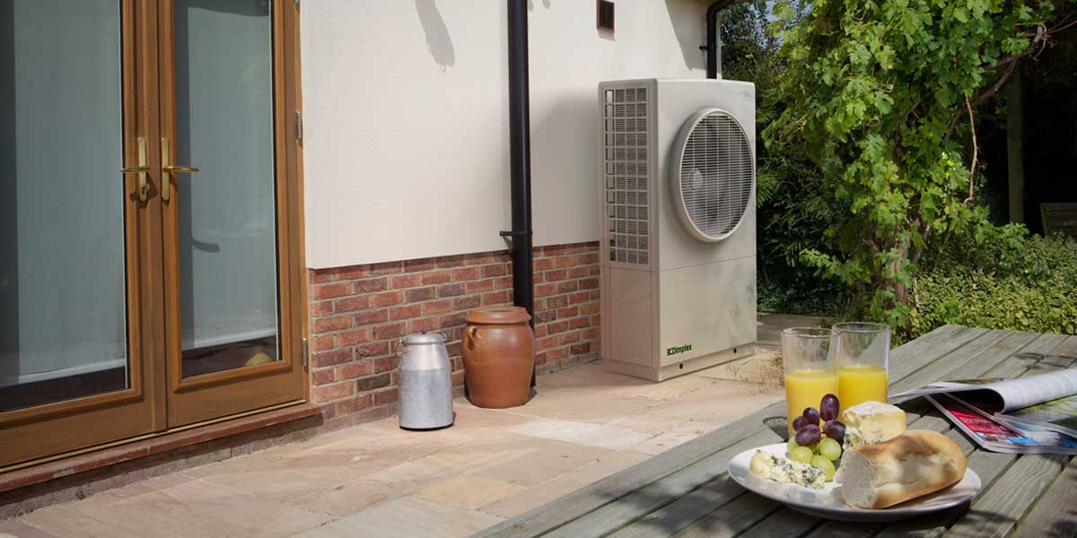 Ultra-Efficient Heat Pumps